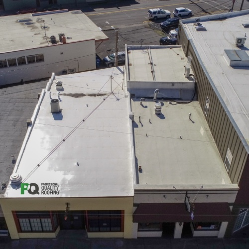 Projects Professional Quality Roofing Llc